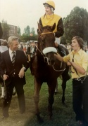 SURUMU - just won the German Derby 1977