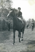 Connaught Sandy Barclay  going out for the Derby, 1968