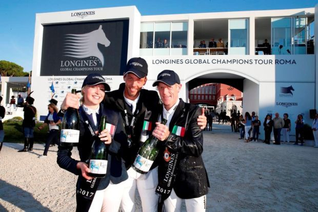 Harrie Declared 2017 Champion In Historic LGCT Victory