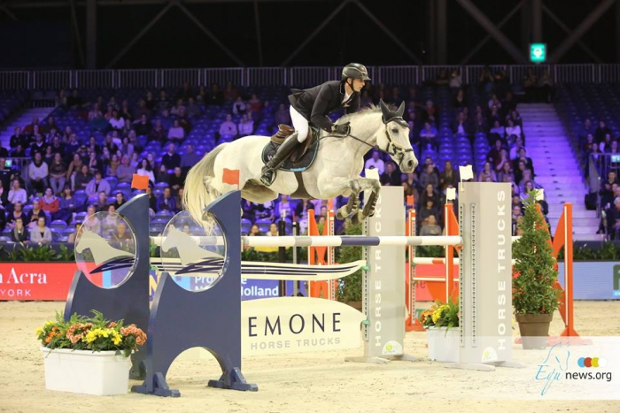 Felix Hassmann jumps to victory in CSI3* Oldenburg
