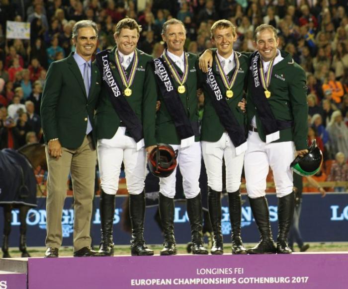 Ireland Gold 2017 Photo Sonya Hennessy