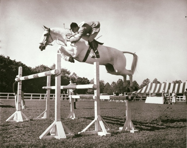 Ksar d'Esprit at Fairfield in the early 1960s