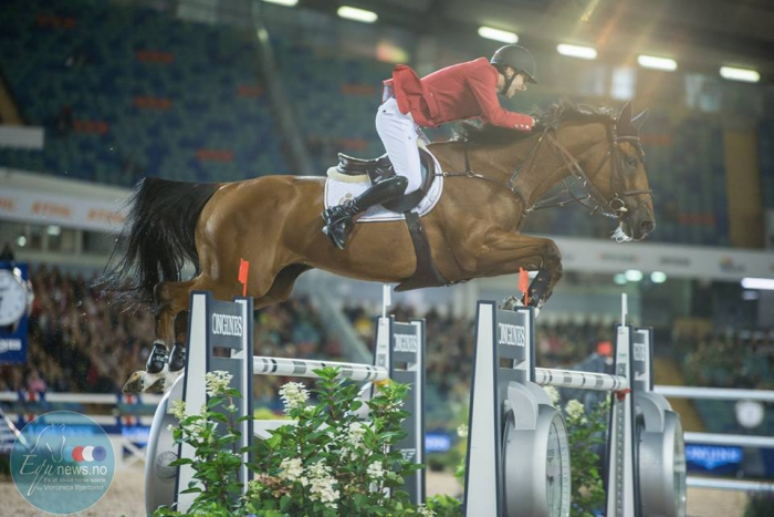 Pieter Devos and Gin D win Equita Masters in Lyon