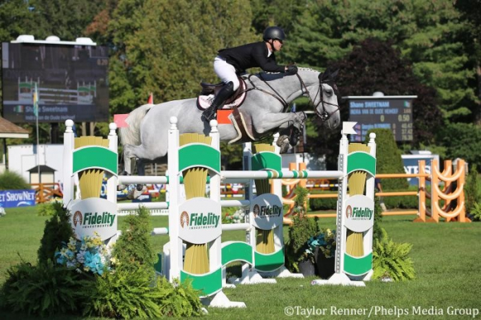 Shane Sweetnam and Lorcan Gallagher