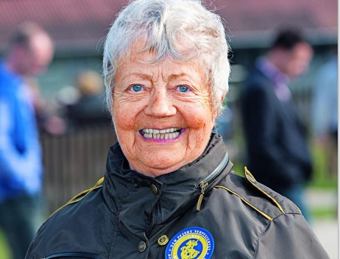 Riding master Dagmar Krech has passed away
