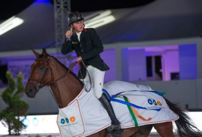 Michael Duffy and Millfield Ultymate stormed to victory at Valence in France (Photo Jessica Rodrigues/RB Presse)