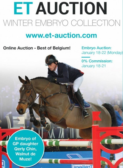 Winter Edition 2018 and ET Auction for Charity  Now Online