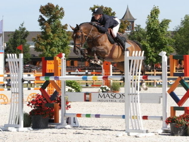 Forlap, International horse for Gregory Wathelet, Passes Away