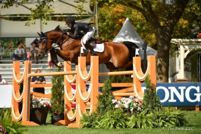 Young Talent Lucy Deslauriers Captures $86,000 American Gold Cup Qualifier CSI4*-W