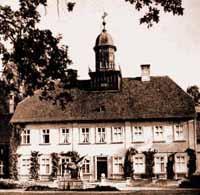 The castle at Trakehnen