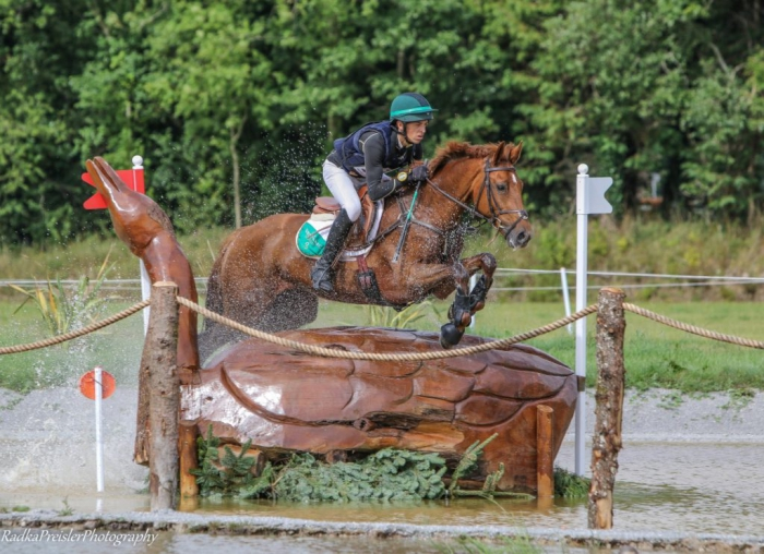 Millstreet prepares for futher eventing action
