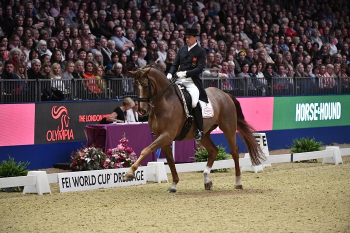 Top International Line-Up announced for Olympia, the London International Horse Show