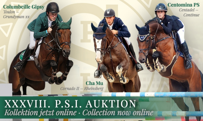 P.S.I. Auction Jumping Collection