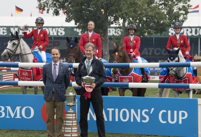 USA Nations Cup Win in Canada