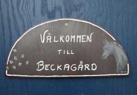 Stall Beckagård