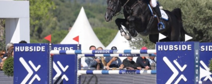No Olympic Games for Christian Ahlmann's Dominator Z