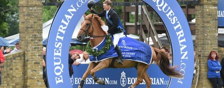 Farewell to Hickstead specialist Glenavadra Brilliant