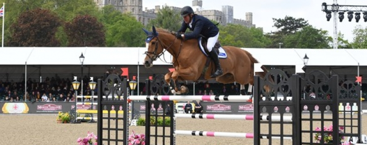 Its a July date for Royal Windsor Horse Show this Year