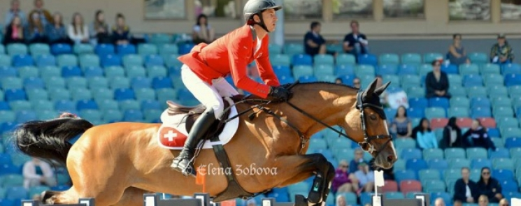 Sad loss as Steve Guerdat's loses his top mare Bianca