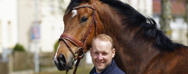 New manager for Pferdezuchtverband Sachen-Thüringen e.V.