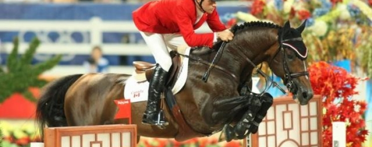 Eric Lamaze and Hickstead to be Inducted into Canada's Sports Hall of Fame