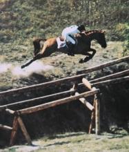 Be Fair with Lucinda Green (European Championship Kiev 1974)