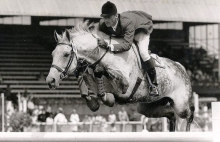 Bold Minstrel to be Inducted in the Show Jumping Hall of Fame