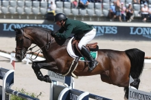 Chianti's Champion is joining Ludger Beerbaum's stables