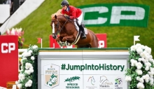 Beezie Madden Wins the $3 Million Spruce Meadows Masters Grand Prix