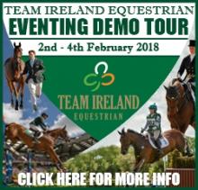 eam Ireland Equestrian Eventing Demo Tour 2018