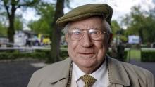 Legendary German jockey/trainer Hein Bollow