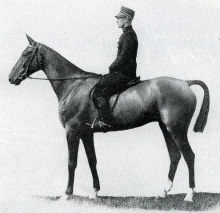 Marcroix 1928 and 1932 Olympic gold medallist in eventing.