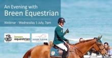 British Breeding Webinar An Evening with Breen Equestrian