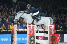 Contagio is retiring from Showjumping
