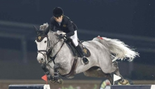 Lady on Top! Edwina Tops Alexander