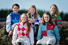 Wiltshire wants to know where all the female jockeys are