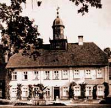 The castle at Trakehnen