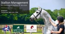 British Breeding Webinar Stallion Management - An evening at Stallion AI Services